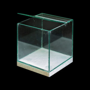 Glass Tarantula Enclosure - 120mm x 120mm