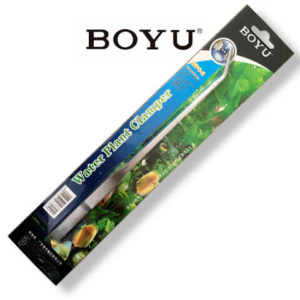 BOYU 27cm High Quality Curved Tweezer