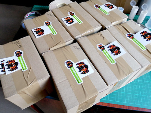 Tarantula Shipping