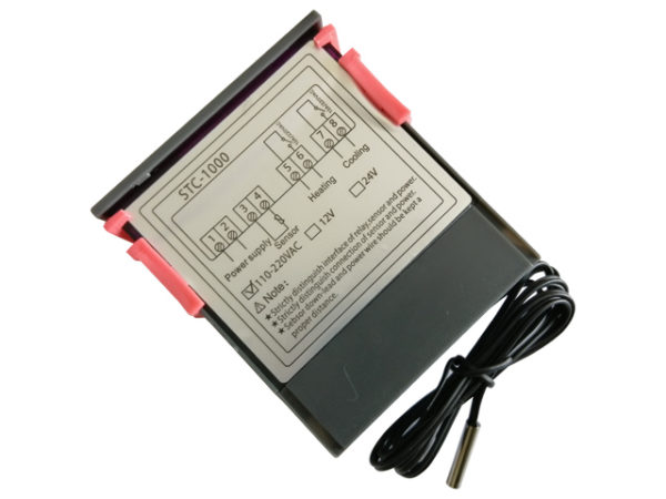 STC1000 Digital Temperature Control Thermostat
