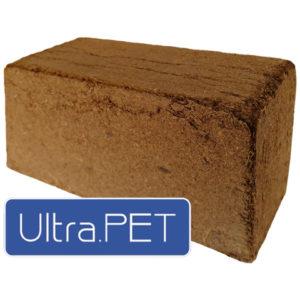 Coco Peat Tarantula Substrate - 600G Coco Peat Brick / Block