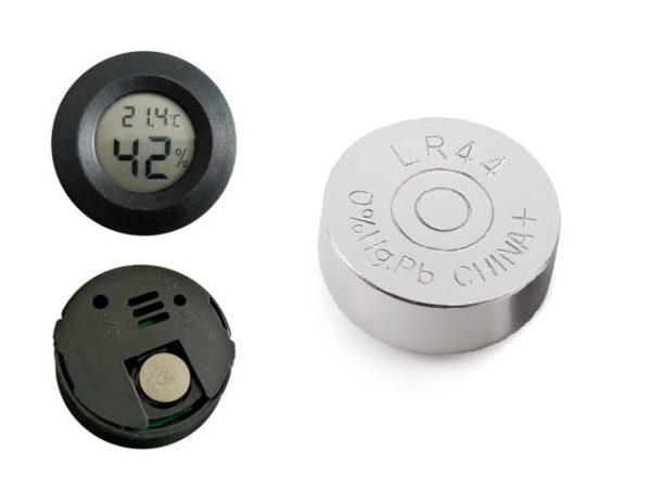 Buy LR44 1.5V Button Battery Cell