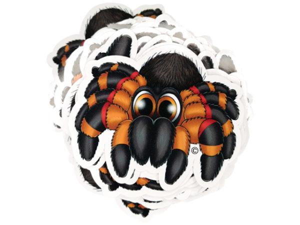 Sticker - Kumo The Tarantula - MyMonsters.co.za